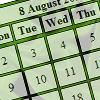 Javascript Calendar - (X)html calendar js script